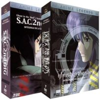 Beez - Ghost In The Shell STAND Alone Complex IntÉGRALE - 2 Coffrets 14 Dvd Coffret De 14 Dvd - Edition simple