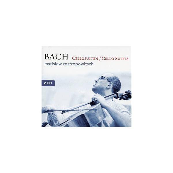 Générique - Bach : Cello Suites