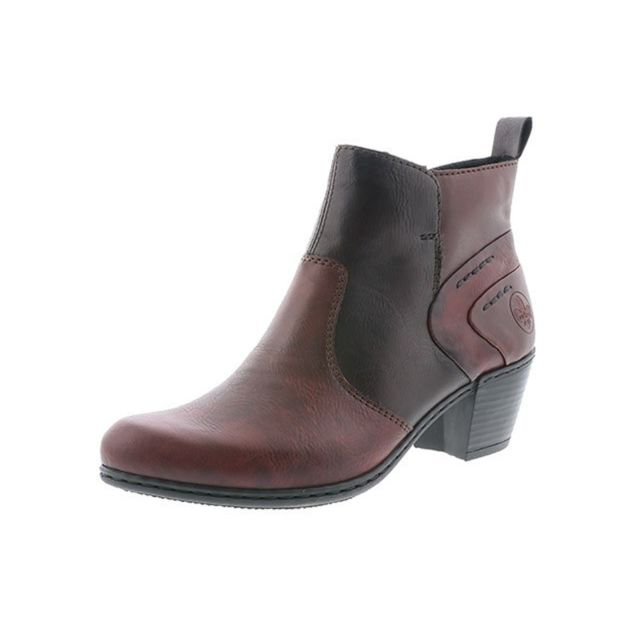 y2160 BOOTS ROUGE