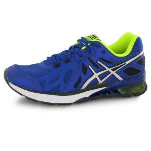 Hommes Gel Dédient 5 Chaussures De Tennis, Asics Bleu