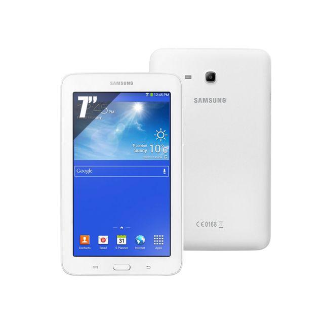 Samsung Galaxy Tab 3 Lite VE 7'' - 8 Go - Wifi - Blanc
