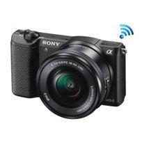 SONY - A5100 - NOIR + objectif 16-50 mm