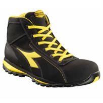 Chaussure de sécurité basse DIADORA Glove II S3 HRO Marron foncé -17023530008 ZoPr54IHpU