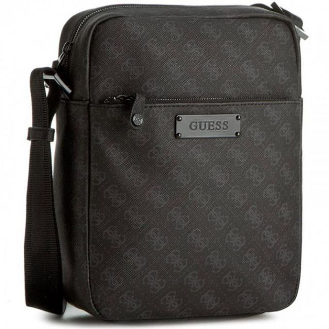 66088fec39 Guess Maroquinerie - Sac Reporter Imprime – Tendance Guess Maroquinerie