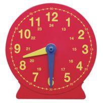 Vinco Educational - Horloge geante 41cm magnetique