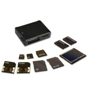 Cabling - Lecteur de cartes mémoires Usb