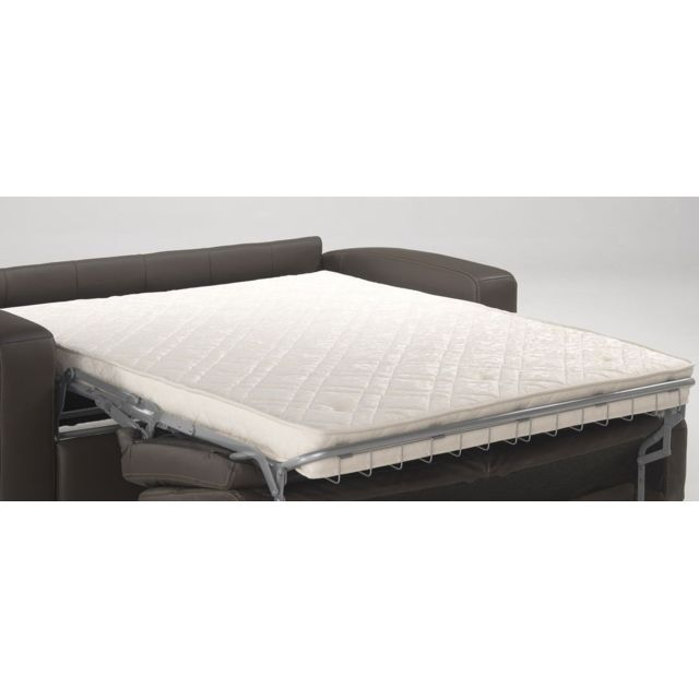 King Of Dreams Matelas 10cm pour Canapé Lit 140x200 Latex Naturel + Poli Lattex Indéformable Souple + Oreiller à Mémoire de Forme Offer