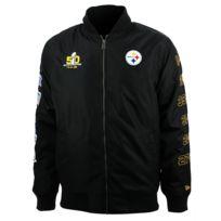 New Era - Veste Nfl Pittsburgh Steelers Bomber Super Bowl 50