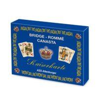 Ass Altenburger Spielkarten - Ass altenburger 22570070-kaiserkarte, jeu