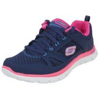 Skechers - Chaussures multisport flex appeal adaptable ld Bleu 35144
