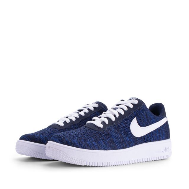 Nike Basket Air Force 1 Flyknit 2.0 Av3042 400 pas