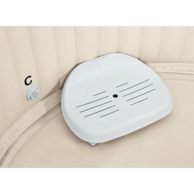 intex si ge pour spa gonflable pas cher achat vente. Black Bedroom Furniture Sets. Home Design Ideas