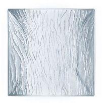 Arcoroc - Assiette transparente carrée 25cm - Minerali