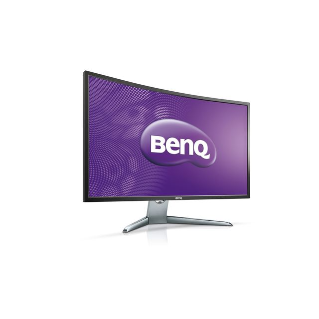 "BENQ Eye-Care EX3200R EX3200R - Ecran 32"" Curve, design, HDMI/DP/Mini DP"