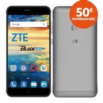 ZTE - Blade A610 Plus - Gris