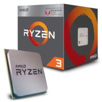 Amd - Processeur Ryzen 3 2200G 3,7 Ghz Raven Ridge, Sockel Am4 - boxed