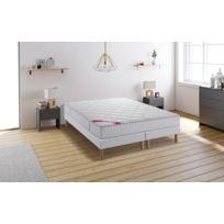 dunlopillo matelas 2x80x200 achat dunlopillo matelas 2x80x200 pas cher rue du commerce. Black Bedroom Furniture Sets. Home Design Ideas