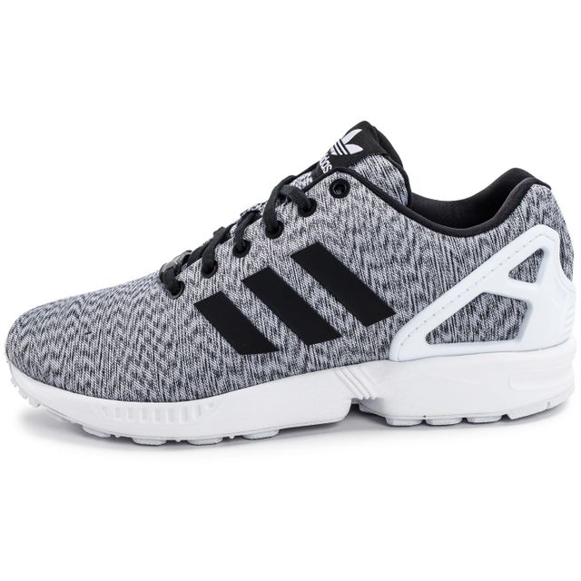 adidas zx flux grise homme