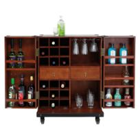 Karedesign - Bar Coffre Colonial Kare Design