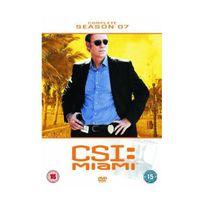 Momentum - Csi: Crime Scene Investigation - Miami - Complete - Season 7 Import anglais