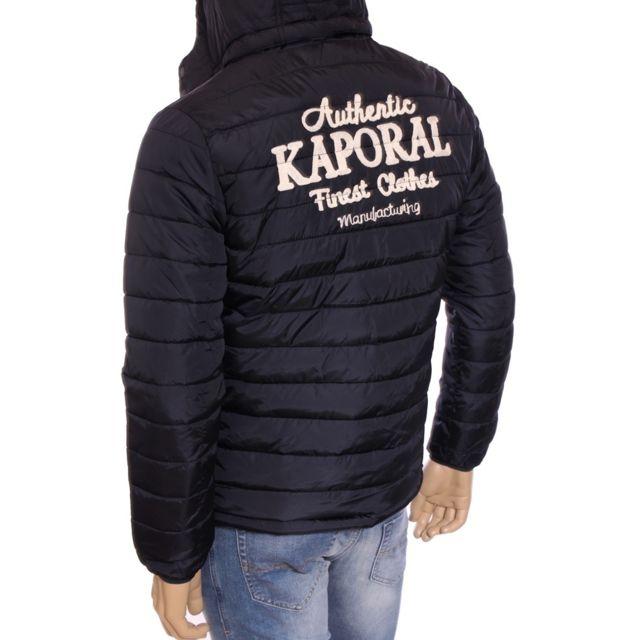 Kaporal 5 - Kaporal - Homme - Blouson doudoune