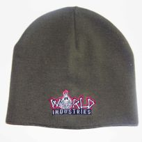 World Industries - Bonnet Fire skull army