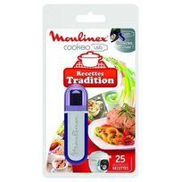 Moulinex - Clé Usb Cookeo 25 recettes Traditions Réf. Xa600211