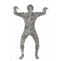 Morphsuit - Morphsuits ZèbreXL- 180cm /195 cm