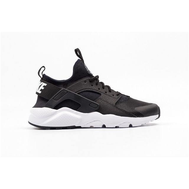 Nike Basket Air Huarache Run Ultra gs, Noir 847569 002