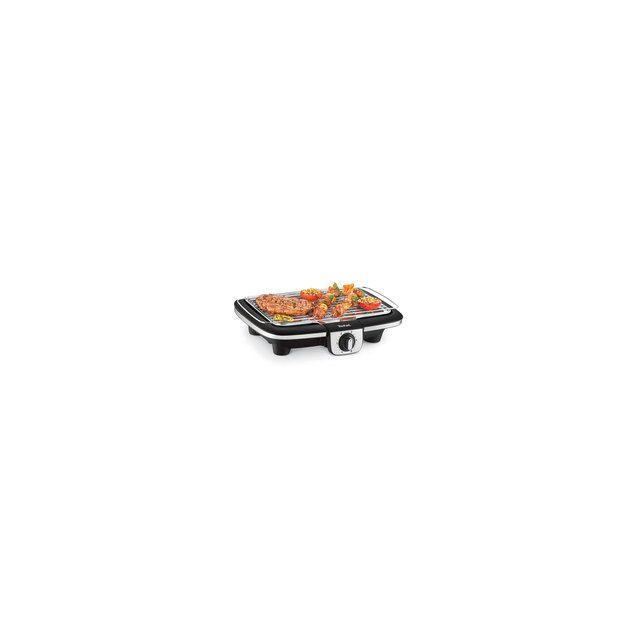 Tefal Barbecue électrique de table cuisson contact 2200