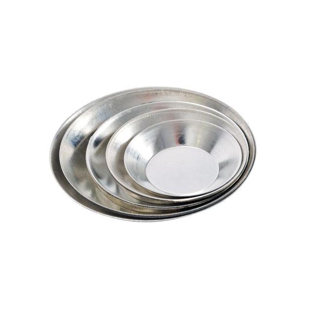 Guery Moule à tartelette unie fer blanc 4.5 cm