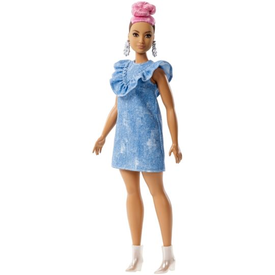 Poupée Mannequin - Fashionistas Robe en Jean - FJF55