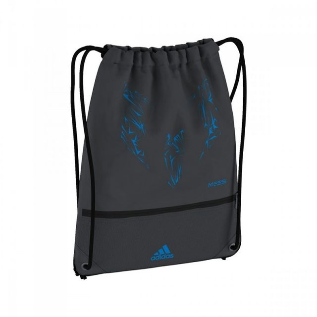 Taille Sac Adidas Unique Dark Pas Grey Shock Messi Blue K3T1JlFc