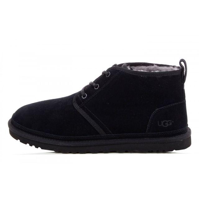 c21e8d5c980 Ugg Australia - Chaussure Ugg Neumel Noir - pas cher Achat   Vente Boots  homme - RueDuCommerce