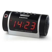 Audiosonic - radio réveil projection po/fm - cl-1485