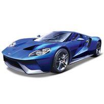 Burago - Voiture Ford Gt Bleue Echelle 1/18