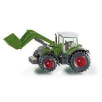 Sieper Gmbh - Siku Tracteur Fendt avec Chargeur Frontal Echelle 1/50eme
