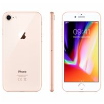 iPhone 8 - 64 Go - MQ6J2ZD/A - Or