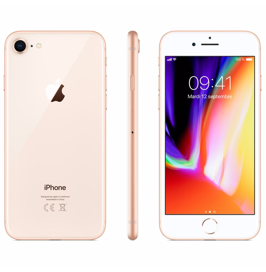 iPhone 8 - 64 Go - Or