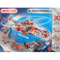 Meccano - 7530 - Jeu de Construction 30 modèles : Les Véhicules