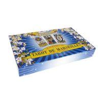 France Cartes - Le coffret du Tarot de Marseille   Livre + Jeu de 78 cartes 9df4e10828fd
