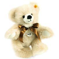Steiff - 13478 Peluche Ours Teddy-pantin Bobby Crème