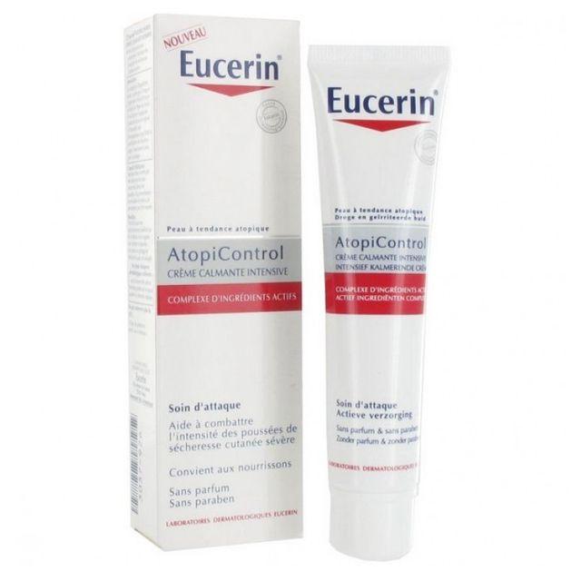 Eucerin - AtopiControl Crème Calmante Intensive 40ml