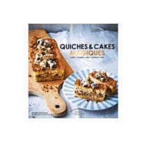 Marabout - Livre Quiches et cakes magiques