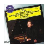"""Deutsche Grammophon - Beethoven : Sonates pour piano n° 28, op. 101 et n° 29, op. 106 """"Hammerklavier"""