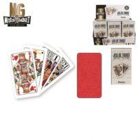 144b60d7d0662 Sans - Jeu de 78 Cartes de Tarot de Luxe plastifiées - Carte Jouer Atouts -