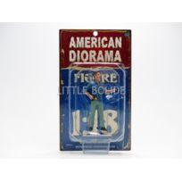 American Diorama - Figurines Detective 4 - 1/18 - 23894