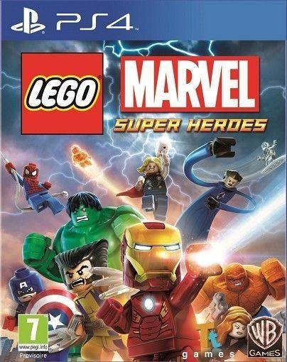 WARNER - LEGO Marvel Superheroes