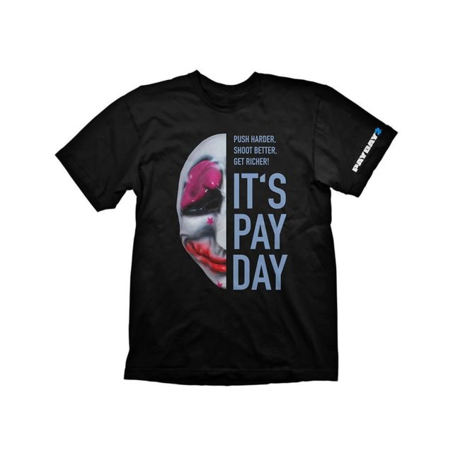 >Gaya - T-shirt Payday 2 Houston Mask