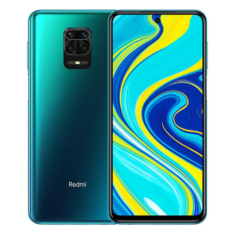 Redmi Note 9S - 64 Go - Bleu Aurore